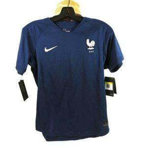 Nike Womens 2019 World Cup France Jersey Small
